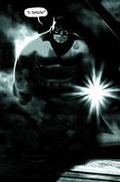Poor Batsy. by dietrock