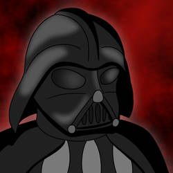 Commission - Darth Vader Icon by TheArgoNinja