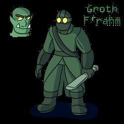 Groth F'rahm by TheArgoNinja