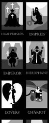 Tarot Cards by TheArgoNinja