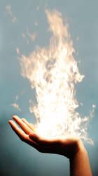 Human Torch by Dan-Z