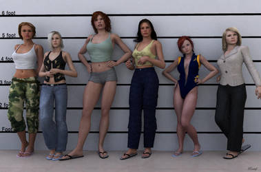 Line UP by restif