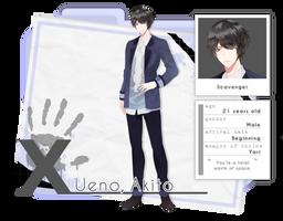 [S-L] :: Akito Ueno by Shadounei