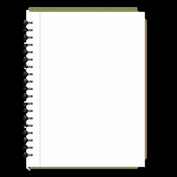 notebook by emchooo