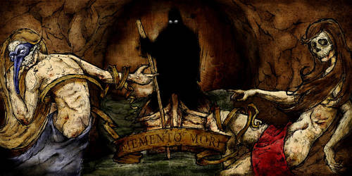 Memento Mori by sagast