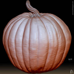 Pumpkin by PieroStuff