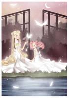 Princesses by Miranda-H
