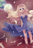 In Between Worlds by Miranda-H