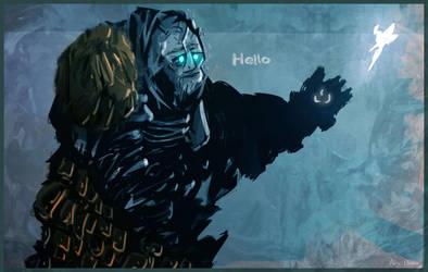 Hello by TreeFruit