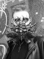 Moth Mask by Santani