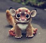 My Little Dragon: Bambi by Santani