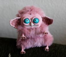 Pink sowl by Santani