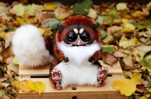 T.G. Red Panda 1 by Santani
