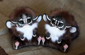 Inari Fox: Shaman by Santani