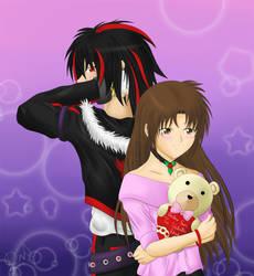 Happy Valentine by Heart-tsukikage