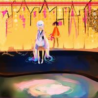 imaginary princess by Raimiala