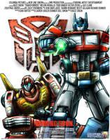 Transformers by shawnr22