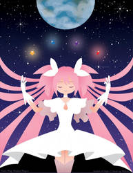 Goddess of Hope by Marira