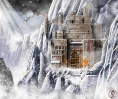 The Alamut by WackoShirow
