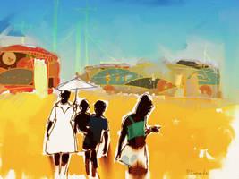 pueblo chico by Ana7hema