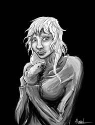 Portrait 7 by Alizeedrawings