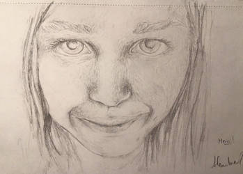 Selfportrait 2 by Alizeedrawings