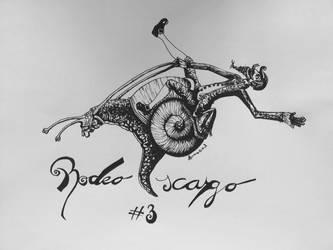 #3 - Rodooscargot by Alizeedrawings