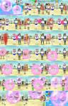 Nodoka and Nozomi's puwapuwa~o! by LXC808