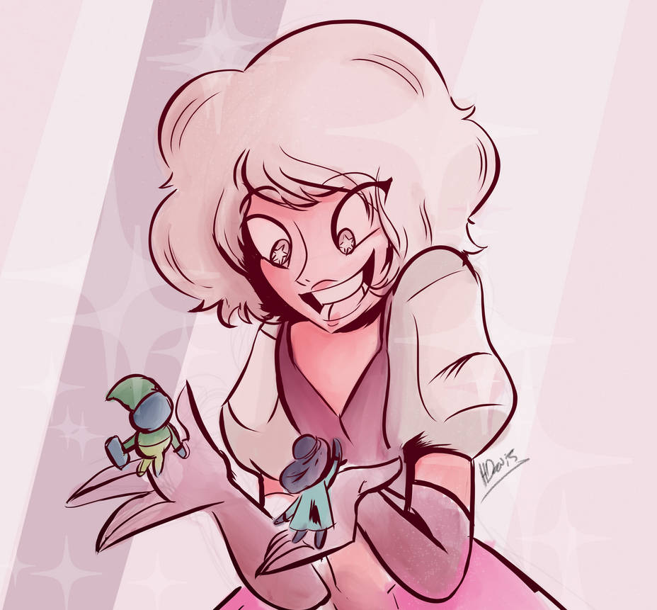 I love Pink Diamond.