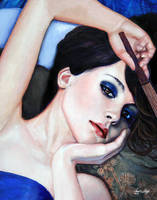 Azzurro by PinkParasol