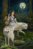 Artemis by PinkParasol