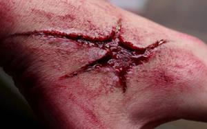 Hand Slice by SometimesAliceFX