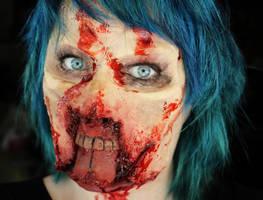 Zombie by SometimesAliceFX
