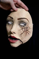 Broken Puppet Mask by SometimesAliceFX