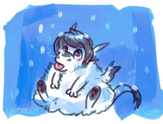 Snowy Fats by Lindblut