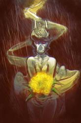 Daffodils by Lindblut
