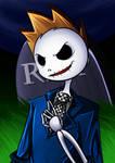 Bone Daddy by ScaredyAsh006