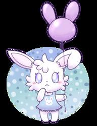 Bunny by KiwiBeagle