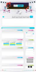 Snoopl ' Web 2.0 ' Interface by mfdes