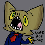 vote for me! (for A-la-moe) by beastythedragonofart