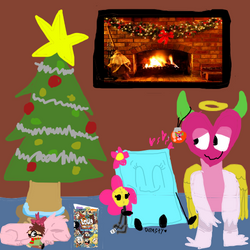 Merry Cristmas by beastythedragonofart