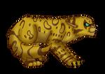 -Leopardstar- WCC by WaterPhoenixWarrior
