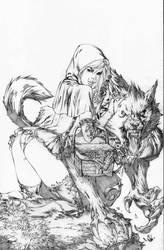big bad wolf by ebas