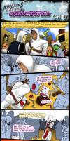 MORONTOPIA: Assassin's Creed Chapter 10 by Demondog888