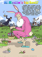 Almualim's Egg Hunt by Demondog888