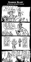 Shinnok Blues by Demondog888