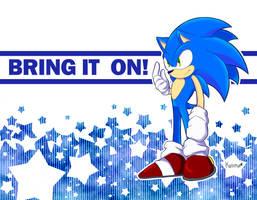 Bring It On! by KonKonna