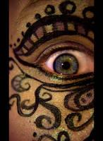 sparkle eye take two by tweeny