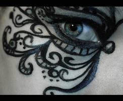 sparkle eye by tweeny