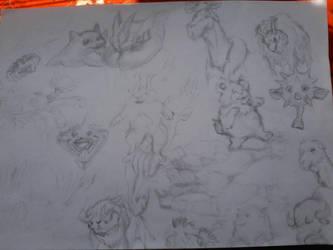 Pokemon Sun and Moon Wagon 3 by nymzok